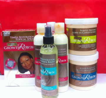 PROFECTIV  GROWTH RENEW HAIR PRODUCT